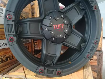 Диски TUFF Т-10 за 235 000 тг. в Алматы – фото 2