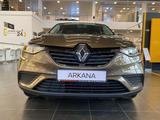 Renault Arkana Life 2020 года за 8 628 000 тг. в Костанай – фото 5