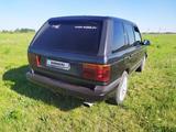 Land Rover Range Rover 1995 года за 1 850 000 тг. в Петропавловск – фото 5