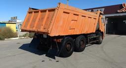 КамАЗ  6520 2005 года за 4 200 000 тг. в Атырау – фото 3