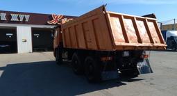 КамАЗ  6520 2005 года за 4 200 000 тг. в Атырау – фото 4
