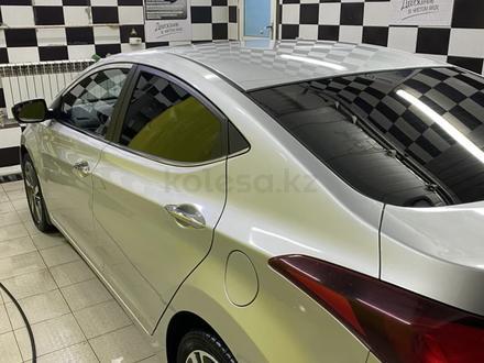 Hyundai Elantra 2014 года за 6 000 000 тг. в Алматы – фото 4