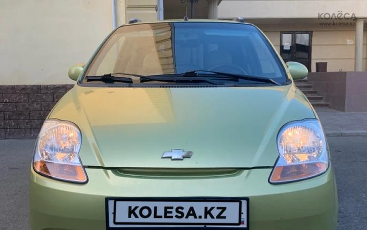 Chevrolet Spark 2007 года за 1 490 000 тг. в Атырау