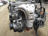 Двигатель мотор коробка Toyota за 95 800 тг. в Алматы