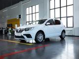 Renault Sandero Life AT 2021 года за 7 168 000 тг. в Алматы