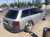 Audi A6 allroad 2001 года за 2 600 000 тг. в Алматы – фото 3