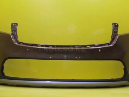 Бампер передний Kia Sorento Prime-кия соренто 3 прайм 2015- за 54 000 тг. в Нур-Султан (Астана)