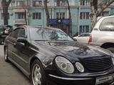 Mercedes-Benz E 240 2003 года за 3 400 000 тг. в Алматы – фото 2