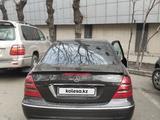 Mercedes-Benz E 240 2003 года за 3 400 000 тг. в Алматы – фото 4