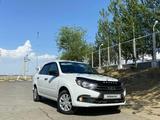 ВАЗ (Lada) Granta 2190 (седан) 2019 года за 3 650 000 тг. в Кызылорда – фото 2
