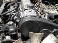 Двигатель 4d56 d4bf Делика за 650 000 тг. в Алматы