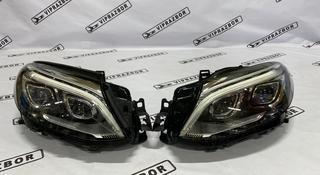 Фары передние Мерседес Гле Mercedes GLE за 420 000 тг. в Алматы