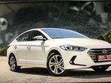 Оригинал параметры Hyundai Elantra за 170 000 тг. в Нур-Султан (Астана)