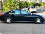 Mercedes-Benz S 63 AMG 2013 года за 29 000 063 тг. в Нур-Султан (Астана) – фото 5