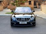 Mercedes-Benz S 63 AMG 2013 года за 29 000 063 тг. в Нур-Султан (Астана) – фото 2