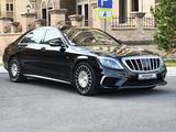 Mercedes-Benz S 63 AMG 2013 года за 29 000 063 тг. в Нур-Султан (Астана)