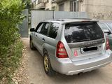 Subaru Forester 2004 года за 3 600 000 тг. в Алматы – фото 3