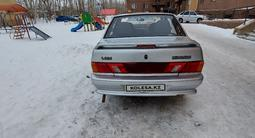 ВАЗ (Lada) 2115 (седан) 2007 года за 790 000 тг. в Нур-Султан (Астана) – фото 4