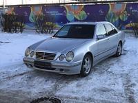 Mercedes-Benz E 240 1999 года за 3 900 000 тг. в Нур-Султан (Астана)
