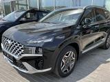 Hyundai Santa Fe 2021 года за 24 000 000 тг. в Нур-Султан (Астана) – фото 3