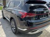 Hyundai Santa Fe 2021 года за 24 000 000 тг. в Нур-Султан (Астана) – фото 4
