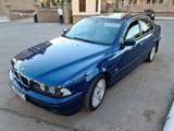 BMW 520 2001 года за 3 400 000 тг. в Нур-Султан (Астана) – фото 3