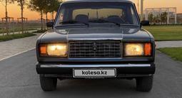 ВАЗ (Lada) 2107 2010 года за 1 100 000 тг. в Шымкент – фото 3