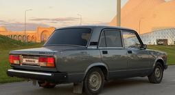 ВАЗ (Lada) 2107 2010 года за 1 100 000 тг. в Шымкент – фото 5