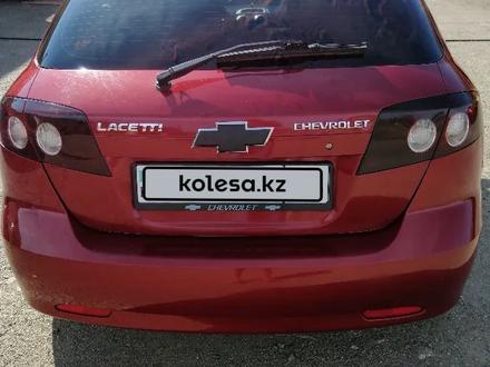 Chevrolet Lacetti 2007 года за 2 200 000 тг. в Усть-Каменогорск – фото 7