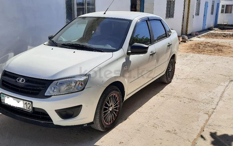 ВАЗ (Lada) Granta 2190 (седан) 2017 года за 2 500 000 тг. в Актау