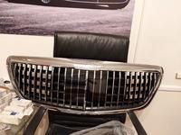 Решётка радиатора в стиле майбах на W222, S400, S500 Mercedes за 185 000 тг. в Нур-Султан (Астана)