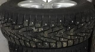 Шины с дисками б/у за 220 000 тг. в Актобе