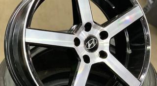Новые диски 17ти дюймовые Vossen на все Hyundai за 170 000 тг. в Нур-Султан (Астана)