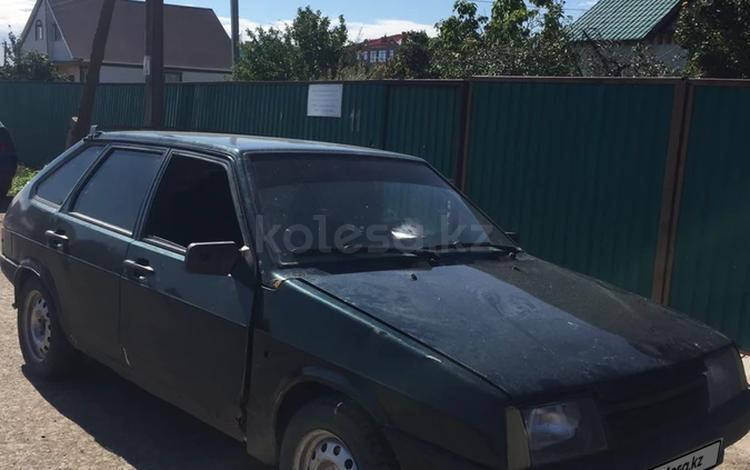 ВАЗ (Lada) 2109 (хэтчбек) 2002 года за 230 000 тг. в Уральск