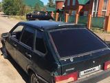 ВАЗ (Lada) 2109 (хэтчбек) 2002 года за 230 000 тг. в Уральск – фото 4