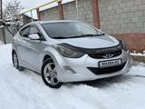 Hyundai Elantra 2012 года за 5 100 000 тг. в Алматы – фото 3