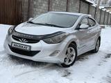 Hyundai Elantra 2012 года за 5 100 000 тг. в Алматы – фото 4