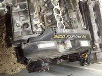 Двигатель 3.4 5vz-fe за 350 000 тг. в Алматы