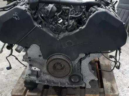 Двигатель AXQ 4.2I v8 Volkswagen Touareg 310 л. С за 712 259 тг. в Челябинск