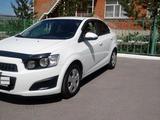 Chevrolet Aveo 2014 года за 3 700 000 тг. в Петропавловск – фото 2