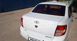 ВАЗ (Lada) Granta 2190 (седан) 2012 года за 1 800 000 тг. в Нур-Султан (Астана) – фото 3