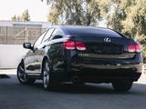 Lexus GS 300 2009 года за 5 700 000 тг. в Алматы – фото 3