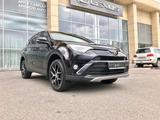Toyota RAV 4 2018 года за 11 650 000 тг. в Алматы – фото 3
