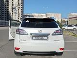Lexus RX 350 2010 года за 10 200 000 тг. в Алматы – фото 2