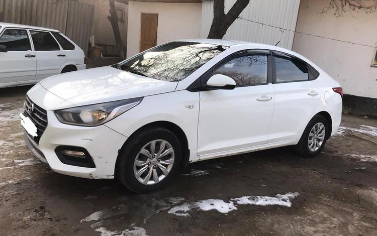 Hyundai Accent 2017 года за 2 850 000 тг. в Алматы