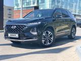 Hyundai Santa Fe 2019 года за 14 000 000 тг. в Нур-Султан (Астана)