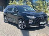 Hyundai Santa Fe 2019 года за 14 000 000 тг. в Нур-Султан (Астана) – фото 4