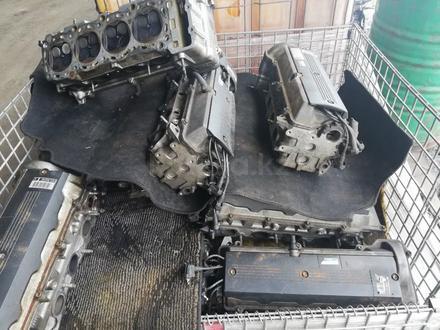 ГБЦ. Головка двигателя тойота превия 2.4. ГБЦ. в Алматы – фото 4