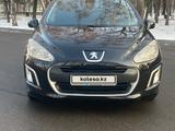 Peugeot 308 2012 года за 2 900 000 тг. в Алматы – фото 3