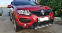 Renault Sandero 2018 года за 5 200 000 тг. в Атырау